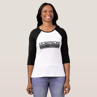 Women's Bella+Canvas 3/4 Sleeve Raglan T-Shirt