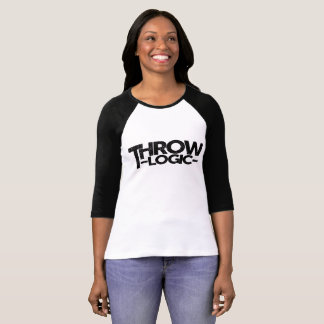 Women's Bella+Canvas 3/4 Sleeve Raglan T-Shirt