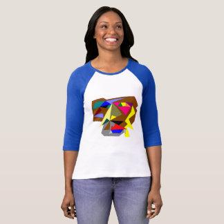 Women's Bella+Canvas 3/4 Sleeve T-Shirt
