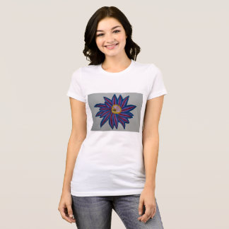 Women's Bella+Canvas favourite Jersey T-Shirt, Whi T-Shirt
