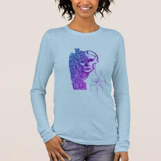 womens bella ,canvas long sleeve shirt