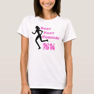 Women's Best Foot Forward 2014 T Shirt