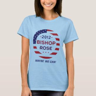 Women's Bishop/Rose for 2012 T-Shirt