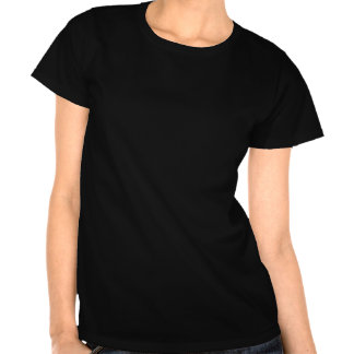 Women's Black Team Vodka T Shirts