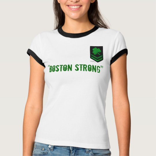 WOMENS BOSTON STRONG TEES