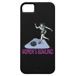 Womens Bowling Barely There iPhone 5 Case