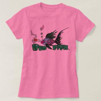 Women's Bud Fish  T-Shirt