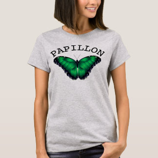 Women's Butterfly Papillon T-Shirt