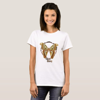 Womens butterfly t-shirt. T-Shirt