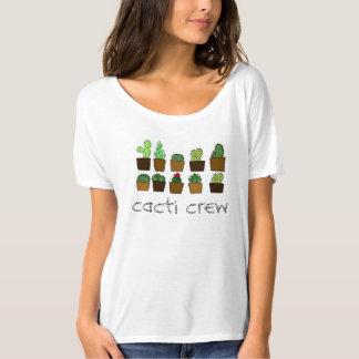 """Women's """"Cacti Crew"""" Slouchy Tee"""