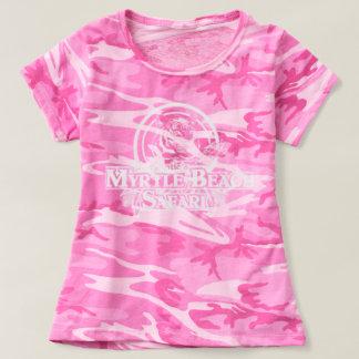 Women's camo T - PINK T-Shirt