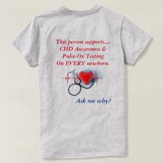 Women's CHD tshirt