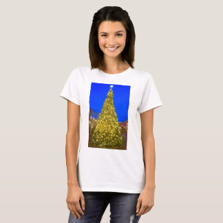 Women's Christmas tree shirt