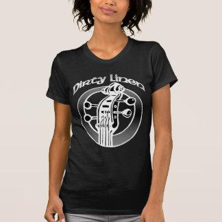 Women's Classic Dirty Linen logo T-Shirt