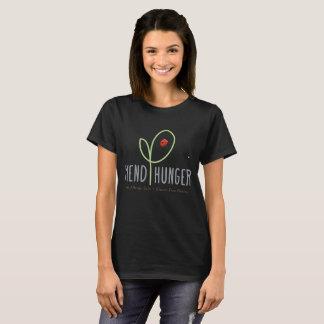 Women's Crew Neck (w/writing on back) T-Shirt