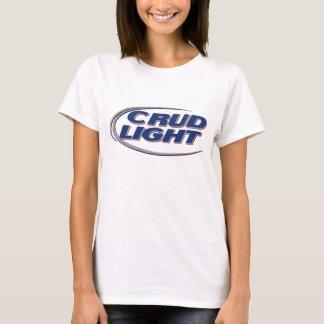 Womens crud light t shirt. T-Shirt