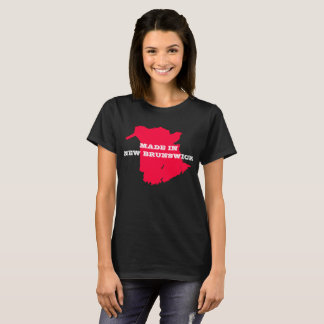 Women's Customisable Made in New Brunswick T-shirt