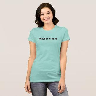 Women's Cute #MeToo twitter t-shirt