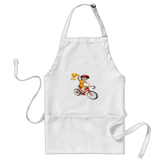 Womens Cycling Trophy Standard Apron
