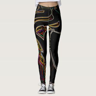 Women's Designer Fashion Leggings/Yoga Pants