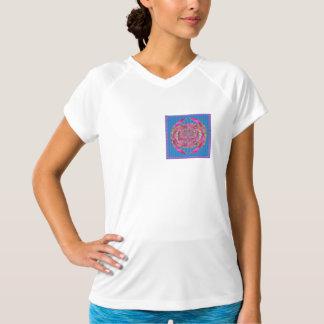 Women's Double Dry Training V-Neck T-Shirt