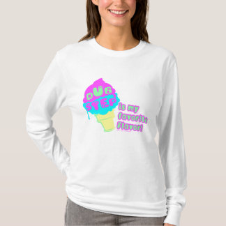 womens DUBSTEP is my favorite flavor hoodie