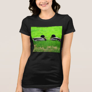 Women's ducks t-shirt
