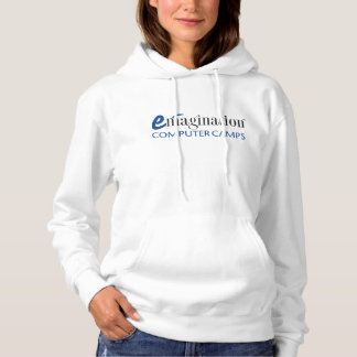 Women's Emagination computer Camp Logo (color) Hoodie