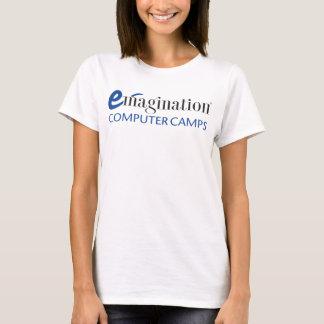 Women's Emagination Computer Camp Logo T-shirt