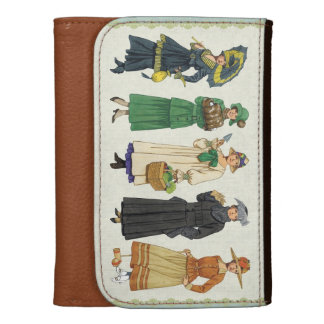 Womens Everyday Fashions Wallet