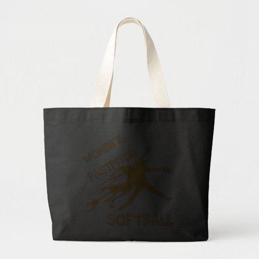WOMEN'S FASTPITCH SOFTBALL TOTE BAG