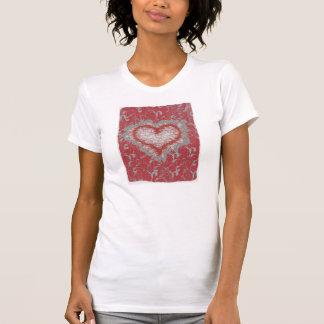 "Women's ""Filigree Heart"" Tee"
