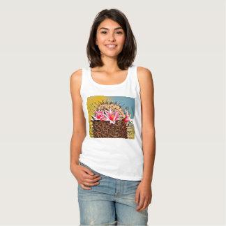 Women's Fishhook Cactus Tank Top