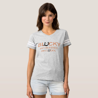 Women's Football T-Shirt