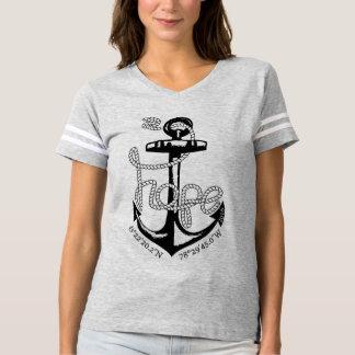 Womens Football T T-Shirt