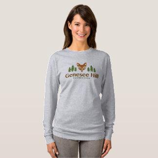 Women's Fox Logo Long Sleeve Shirt