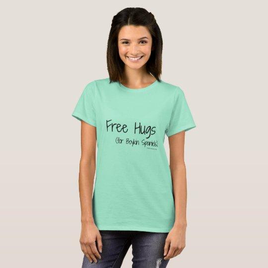 Women's Free Hugs Tee