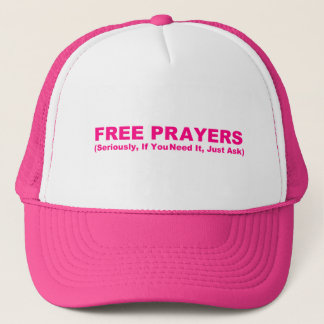 Womens Free Prayers Hat