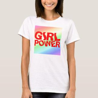 Womens GIRL POWER Petite T-Shirt