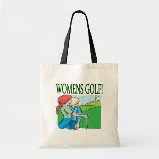 Womens Golf Canvas Bags