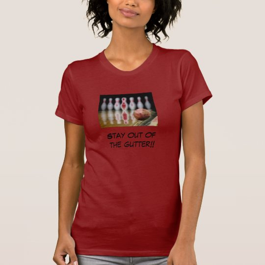 Women's Gutterball T-Shirt