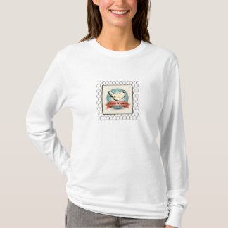 Women's Hanes Long Sleeve Tee Chicken Whisperer
