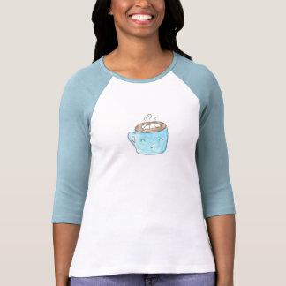 Women's Happy Hot Chocolate 3/4 Shirt