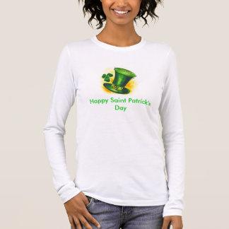 Womens - Happy Saint Patrick's Day Shirt