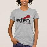 Women's Heather Grey LTYM Shirt [RUNS SMALL]