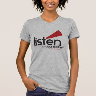Women's Heather Grey LTYM Shirt [RUNS SMALL]