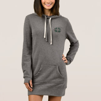 "Women's Hoodie Dress ""Crew"""