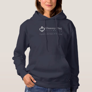 Women's Hoodie - Navy