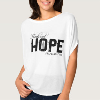 Women's HOPE Flowing T T-Shirt