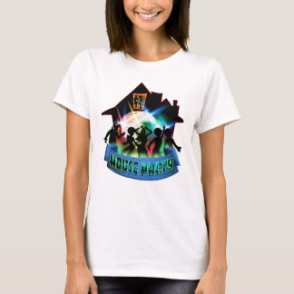 Women's House Party Hip Hop street wear T-Shirt
